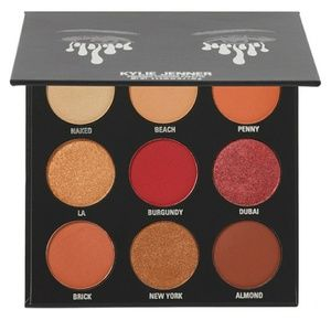 Kylie Jenner The Burgundy Palette Eyeshadow
